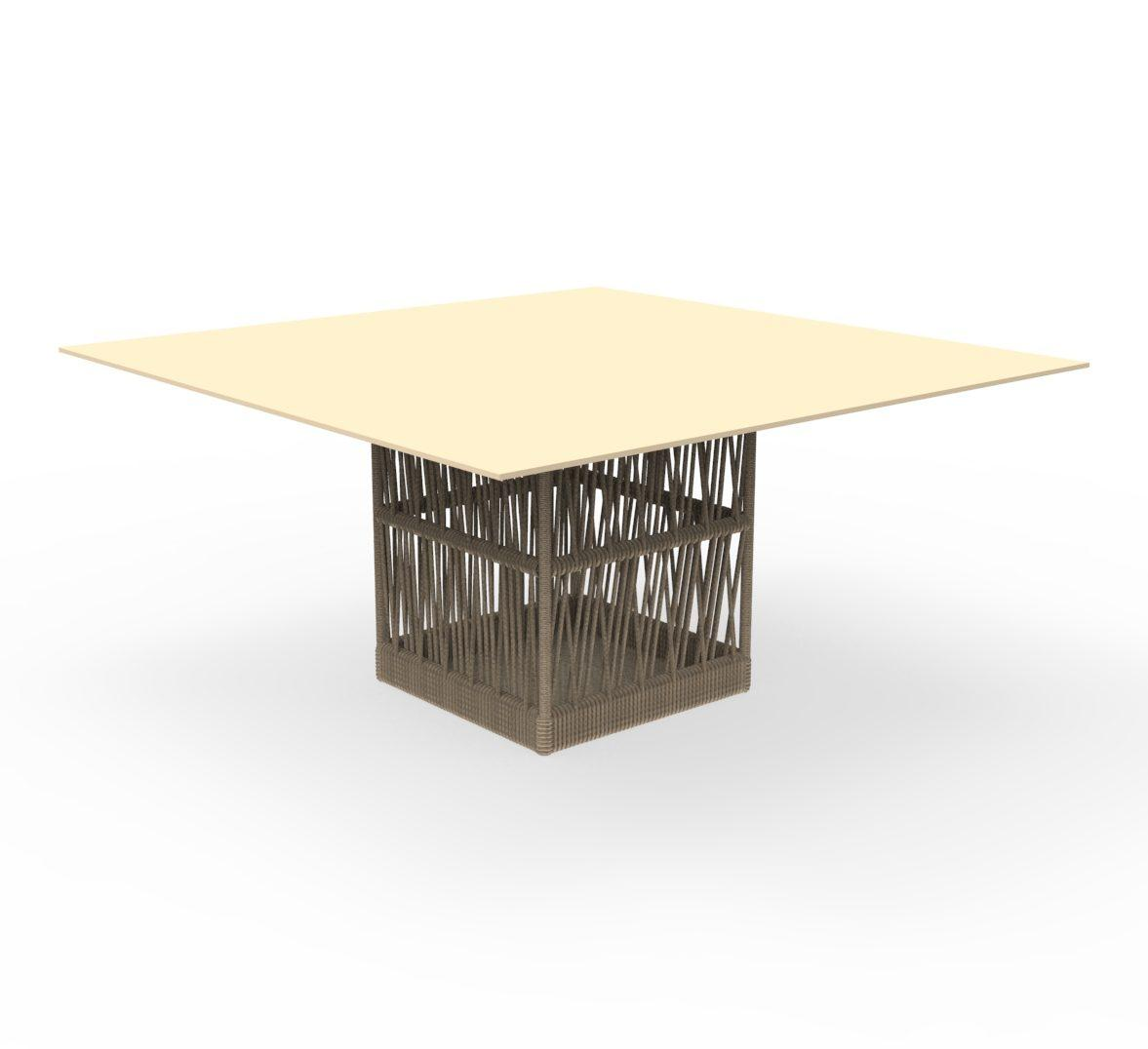 CLIFF SQUARE DINING TABLE