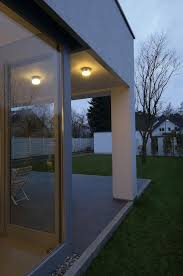 Φωτιστικο επιτοιχο ή οροφής εξωτερικου χωρου Micro Flat